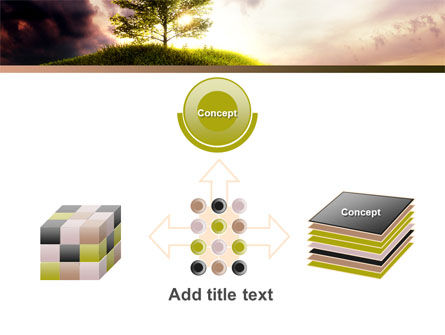 Dark And Light PowerPoint Template Slide 19