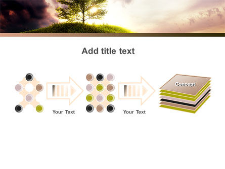 Dark And Light PowerPoint Template Slide 9
