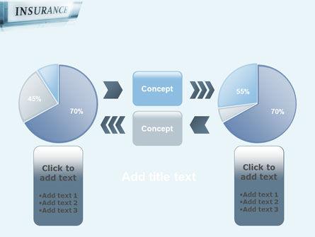Insurance PowerPoint Template Slide 11