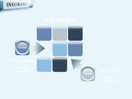 Insurance PowerPoint Template Slide 16