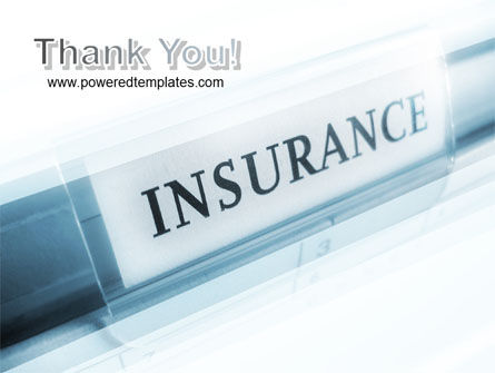 Insurance PowerPoint Template Slide 20