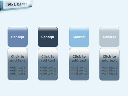 Insurance PowerPoint Template Slide 5