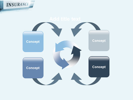 Insurance PowerPoint Template Slide 6