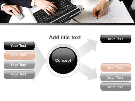 Consultation PowerPoint Template Slide 14