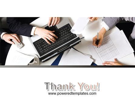 Consultation PowerPoint Template Slide 20