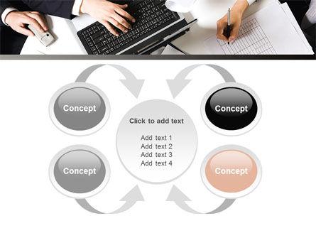 Consultation PowerPoint Template Slide 6