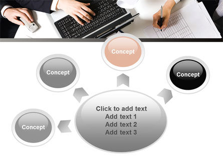 Consultation PowerPoint Template Slide 7