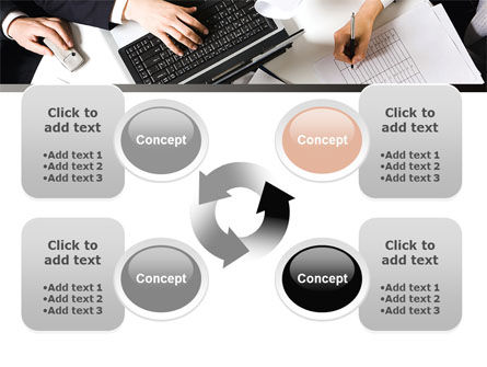 Consultation PowerPoint Template Slide 9