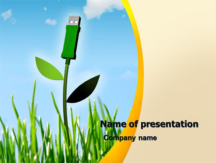 Bionics PowerPoint Template