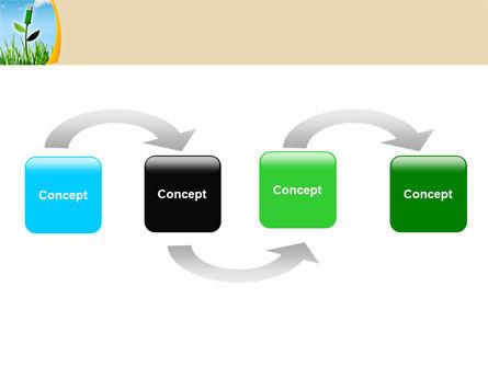 Bionics PowerPoint Template, Slide 4, 05257, Nature & Environment — PoweredTemplate.com