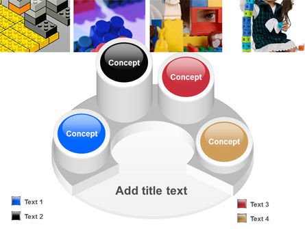 Lego PowerPoint Template Slide 12
