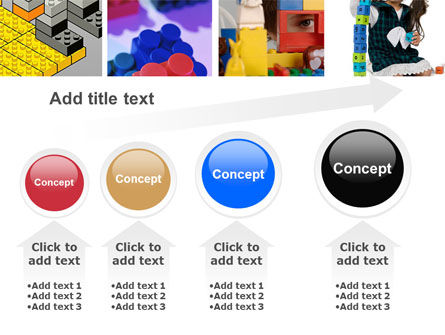 Lego PowerPoint Template Slide 13