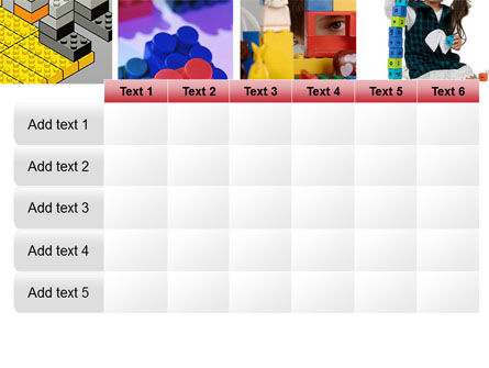Lego PowerPoint Template Slide 15