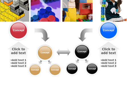 Lego PowerPoint Template Slide 19
