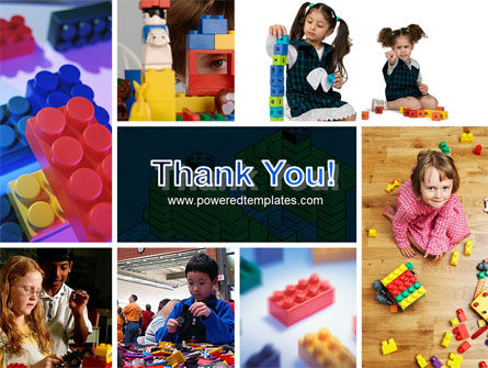 Lego PowerPoint Template Slide 20