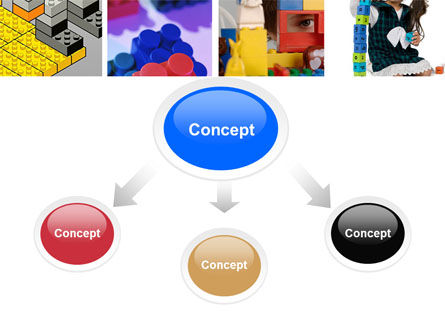 Lego PowerPoint Template Slide 4