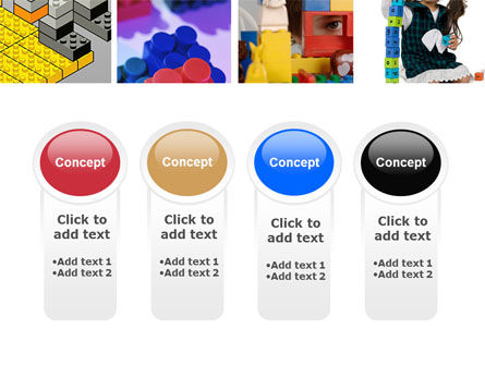 Lego PowerPoint Template Slide 5