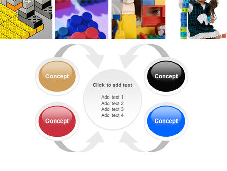 Lego PowerPoint Template Slide 6