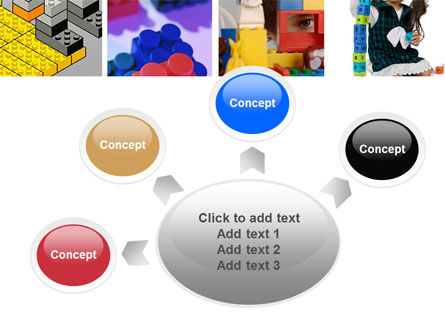 Lego PowerPoint Template Slide 7