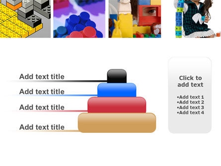 Lego PowerPoint Template Slide 8