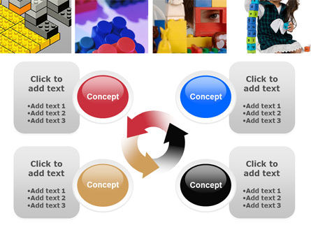 Lego PowerPoint Template Slide 9
