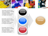 Lego PowerPoint Template#11