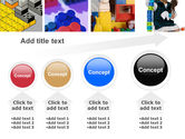 Lego PowerPoint Template#13