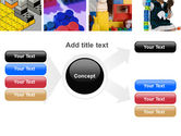Lego PowerPoint Template#14