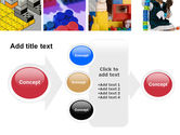 Lego PowerPoint Template#17