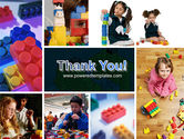 Lego PowerPoint Template#20