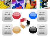 Lego PowerPoint Template#9