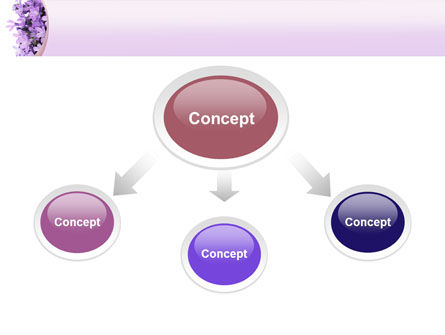 Bellflower PowerPoint Template Slide 4