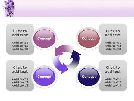 Bellflower PowerPoint Template Slide 9