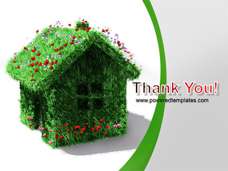 House of Flowers and Herbs PowerPoint Template Slide 20