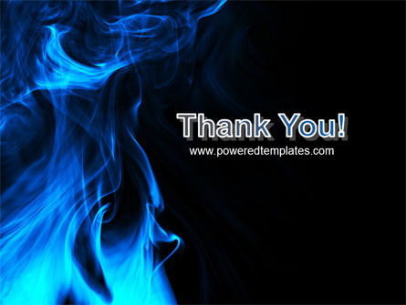 Smoke PowerPoint Template Slide 20