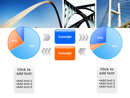 Bridges PowerPoint Template Slide 11