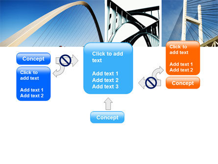 Bridges PowerPoint Template Slide 13