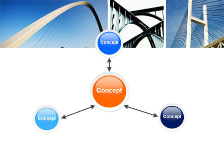 Bridges PowerPoint Template Slide 14