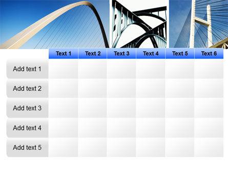 Bridges PowerPoint Template Slide 15