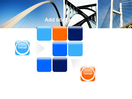 Bridges PowerPoint Template Slide 16