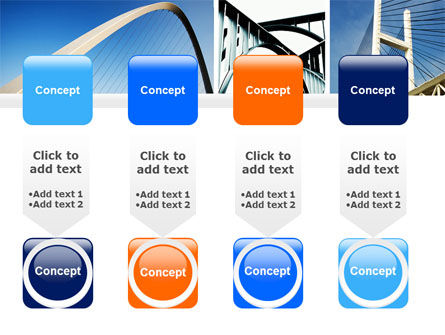 Bridges PowerPoint Template Slide 18