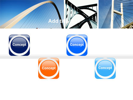 Bridges PowerPoint Template Slide 19