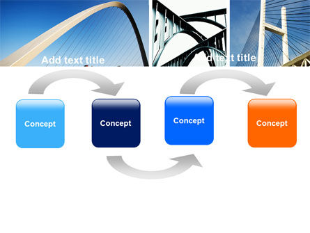 Bridges PowerPoint Template Slide 4