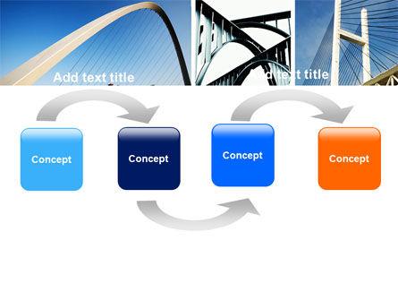 Bridges PowerPoint Template, Slide 4, 05270, Construction — PoweredTemplate.com