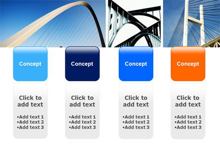 Bridges PowerPoint Template Slide 5