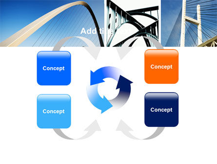 Bridges PowerPoint Template Slide 6
