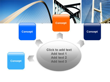 Bridges PowerPoint Template Slide 7