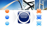 Bridges PowerPoint Template#17