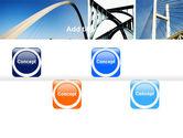 Bridges PowerPoint Template#19