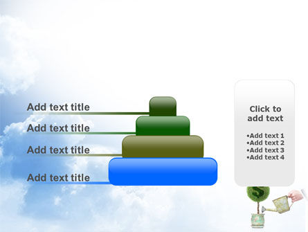 Money Tree PowerPoint Template Slide 8
